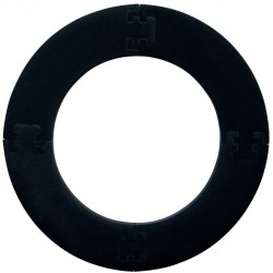 Bull's Guard 4-piece Surround Black