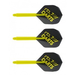 Bull's RTL7 Flight/Shaft Set