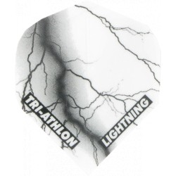 McKicks Triathlon Lightning Std. White flights