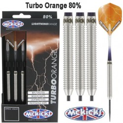 McKicks Turbo Orange 80% Tungsten