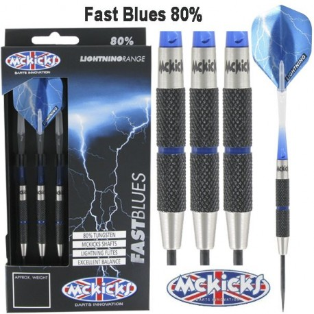 McKicks Fast Blues 80% Tungsten