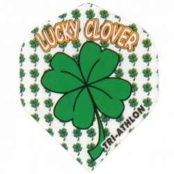 "McKicks Pentathlon Std. ""Lucky Clover"" flights"