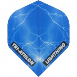McKicks Triathlon Lightning Std. Clear Blue flights