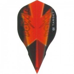 Target Vision Player Phil Taylor Edge Red-Black flights