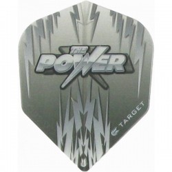 Target Vision Player Phil Taylor Std.6 Grey flights