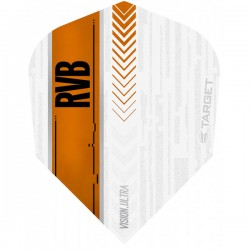 Target Vision Ultra White Player RVB Std.6 flights