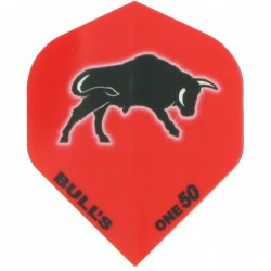 Bull's One 50 Std. Red flights
