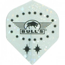 "Bull's Diamond Std. ""Bull's Silver"" flights"