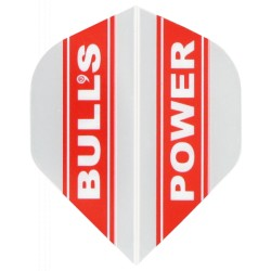 Bull's Powerflite L Std. Power Red flights