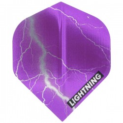 McKicks Metallic Lightning Std. Purple flights