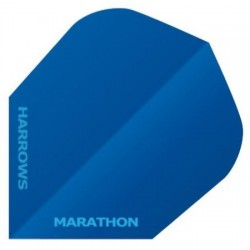 Harrows Marathon Blue flights