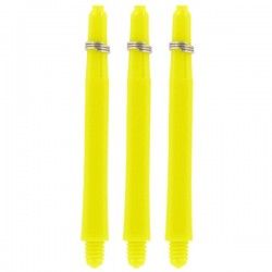 Bull's Nylon + ring Medium Yellow shafts