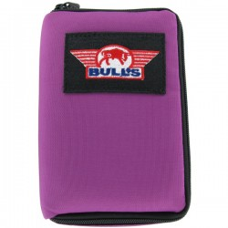 Bull's Basic Pak Large Nylon Purple case