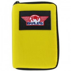 Bull's Basic Pak Large Nylon Yellow case