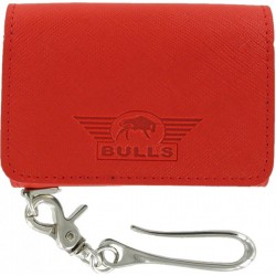 Bull's Fighter Red Wallet