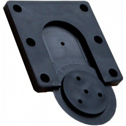 Bull's Rotate Fixing Bracket