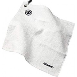 Winmau Sports Towel White 30x30cm